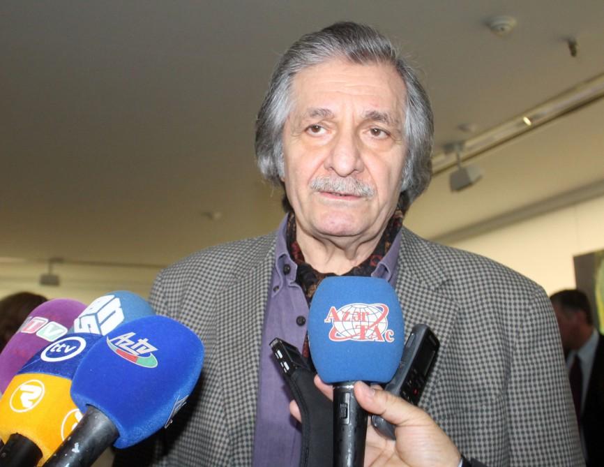 Solo exhibition. Georgian National Museum, Tbilisi, 2016 « Farhad ...