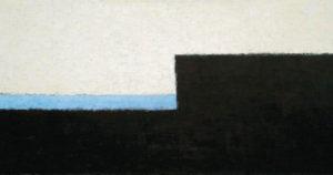 Twilight. 2003   Acrylic on canvas. 100 cm x 200 cm